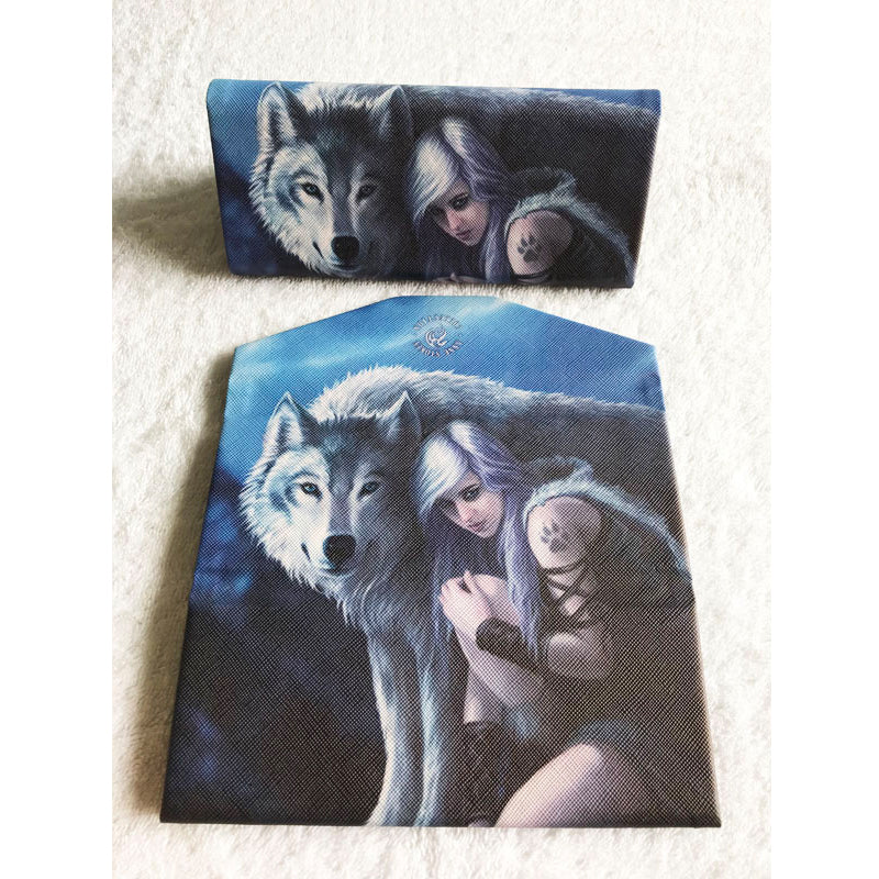 The Protector Glasses Case by Anne Stokes