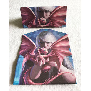 DragonKin Glasses Case by Anne Stokes