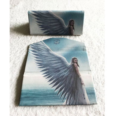 Spirit Guide Glasses Case by Anne Stokes
