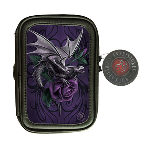 Dragon Beauty 3D Lenticular Pencil Case by Anne Stokes