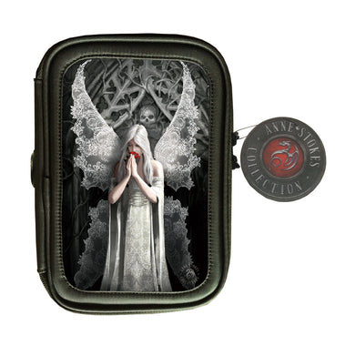Only Love Remains 3D Lenticular Pencil Case by Anne Stokes
