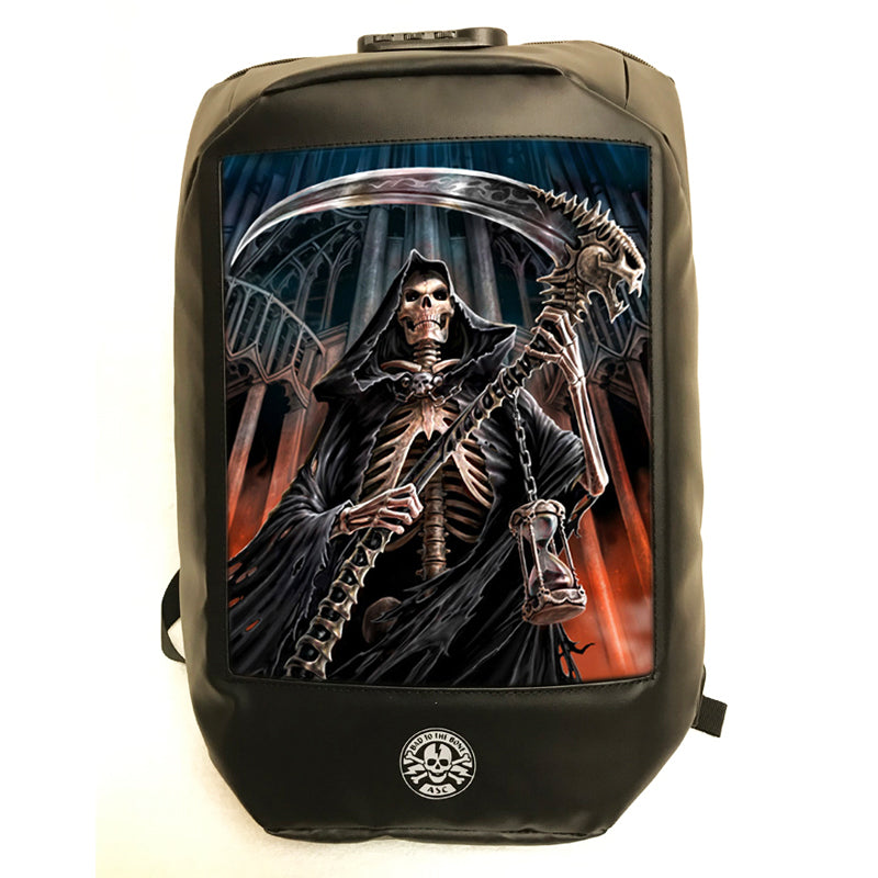 Final Verdict 3D Lenticular Backpack by Anne Stokes