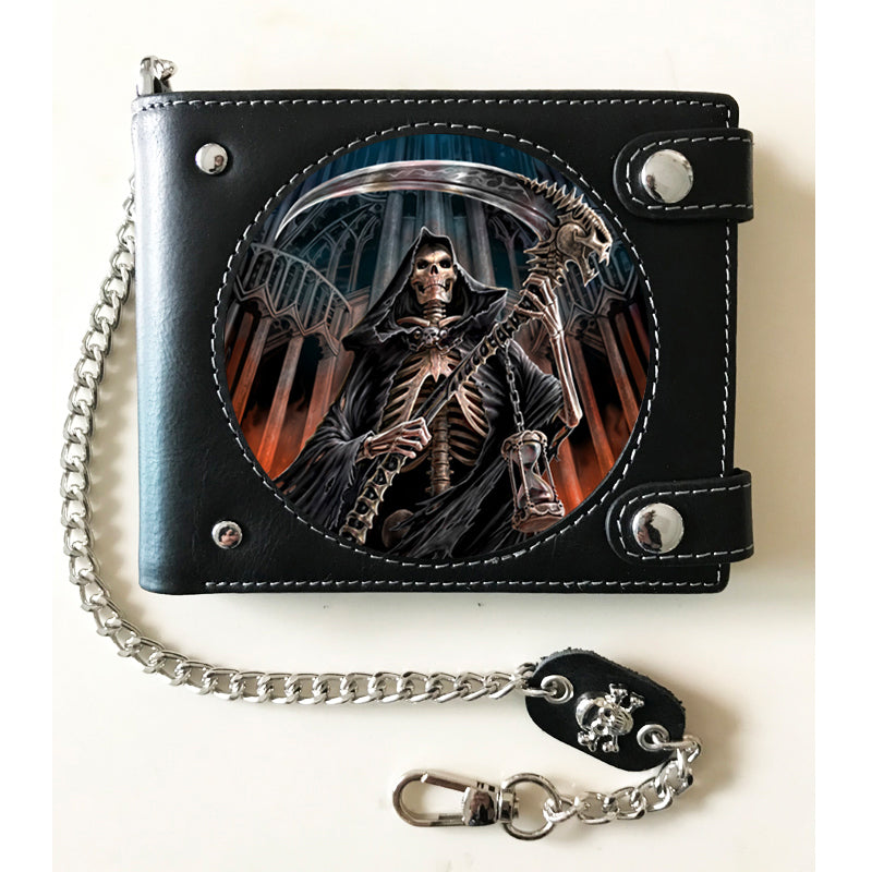 Final Verdict 3D Lenticular Wallet by Anne Stokes