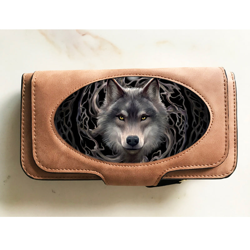 Night Forest Purse by Anne Stokes