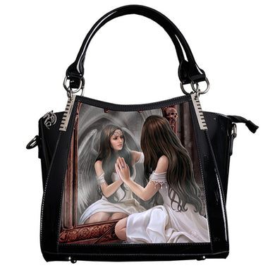 Magic Mirror 3D Lenticular Handbag by Anne Stokes