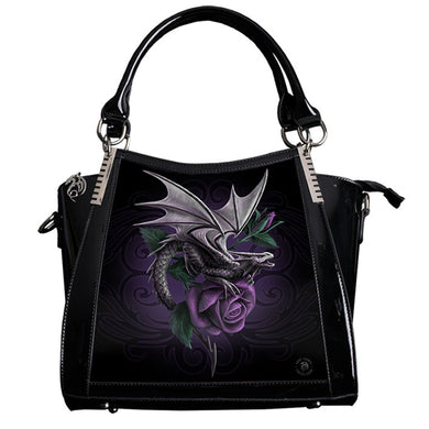 Dragon Beauty 3D Lenticular Handbag by Anne Stokes