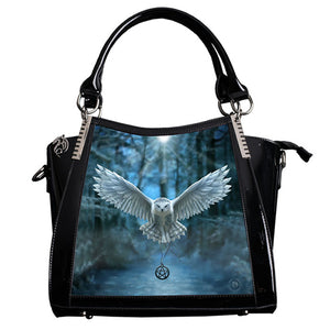 Awake Your Magic 3D Lenticular Handbag by Anne Stokes