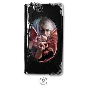 DragonKin 3D Lenticular Purse by Anne Stokes