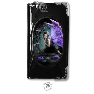 Naiad 3D Lenticular Purse by Anne Stokes