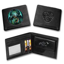 Dragon Skull 3D Lenticular Wallet by Anne Stokes