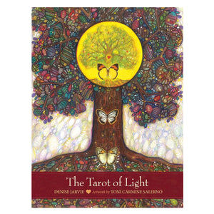 Tarot Of Light Oracle Deck