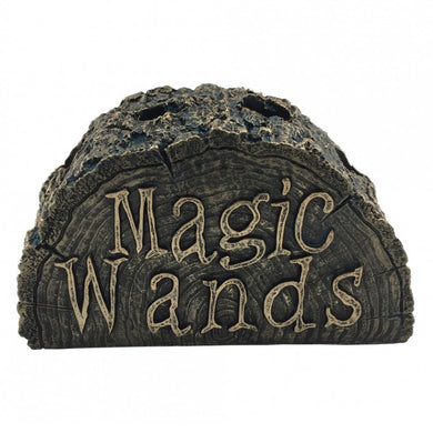 Stump of Magic - Wand Holder