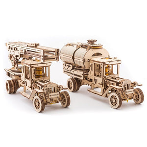 UGears Set of Additions For Truck