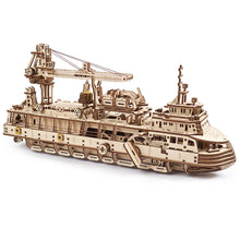 UGears Research Vessel