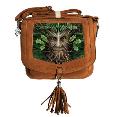 Oak King Side Handbag by Anne Stokes - PREORDER