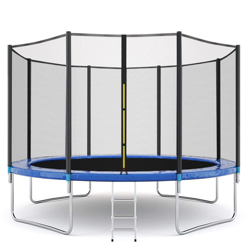 Adults & Kids Trampoline | Safety Net & Jumping Mat