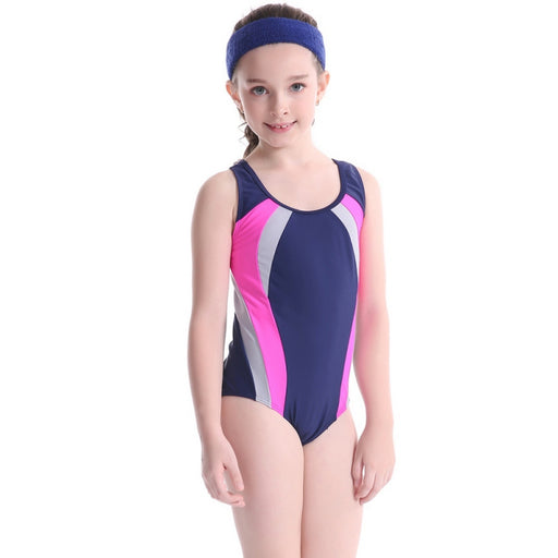 Children Kid Cute Swimsuit Beach Swimming Racing Surfing Suit Girl Rash Guard Swimwear Nylon Spandex Summer Cooling Suits