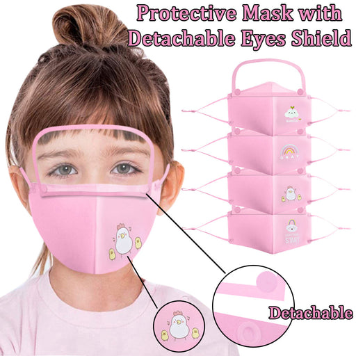 Cotton Mouth Masks Print Scarf Dustproof Breathable Kids Mouth Face Mask Cover Respirator Anti-Dust Máscara facial Cubrebocas
