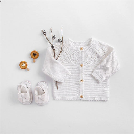 Newborn Winter Casuals | Baby Boy Girl Knitted Sweaters & Cardigan