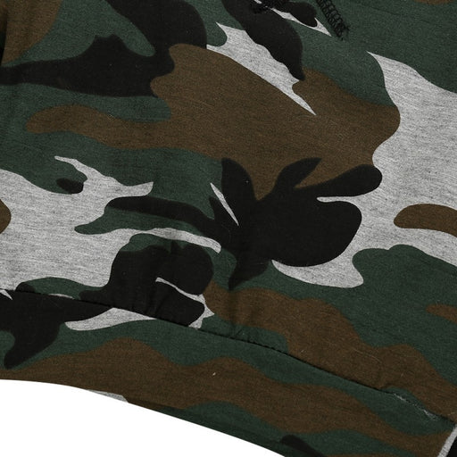 Newborn Boys Camouflage Print T-Shirt & Pant | Boys Clothing Set