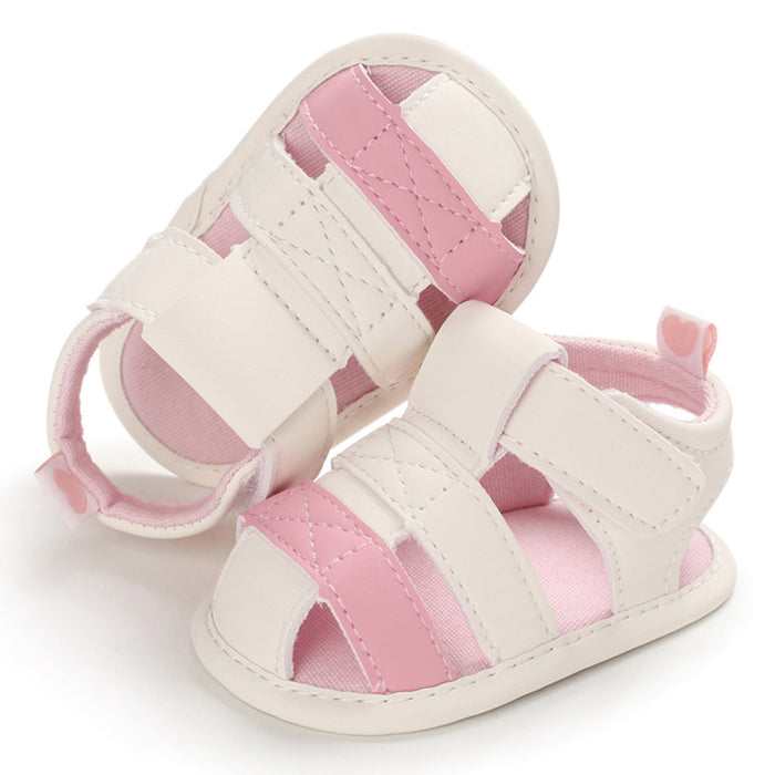 Baby Boys & Girls First Walker Shoes | Baby Kids Crib Pram Shoes