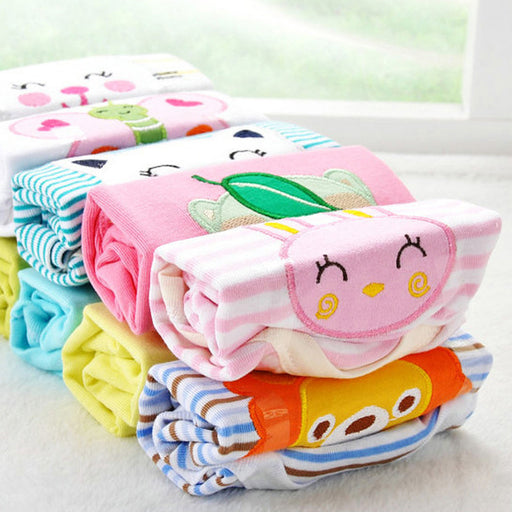 5pcs Baby Boys Girls Clothes Cotton Sleeveless Vest T Shirts O Neck Danrol Tank Top for Infant - KiddyLanes