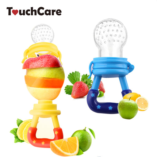 New Kids Nipple Fresh Food Milk Nibbler Feeder Feeding Safe Baby Supplies Nipple Teat Pacifier Bottles - KiddyLanes