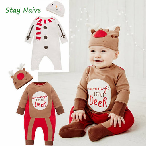 Baby rompers Costume kids newborn clothes long sleeve the spring and autumn children infant clothing - KiddyLanes