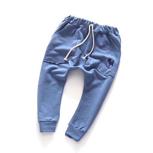 Toddler Kids Baby Boy Girl Harem Pants Child Trousers Slacks Bottom 2-7Y Hot Selling - KiddyLanes