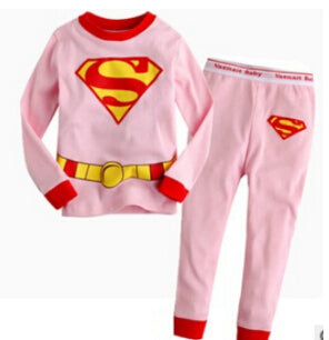 Boys nightwear girls pajamas kids pajama sets,children sleepwear toddler baby pyjamas 2t-7t - KiddyLanes