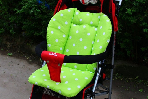 Colorful Thick Baby Infant Stroller Seat Pushchair Cushion Cotton Mat 4Colors - KiddyLanes