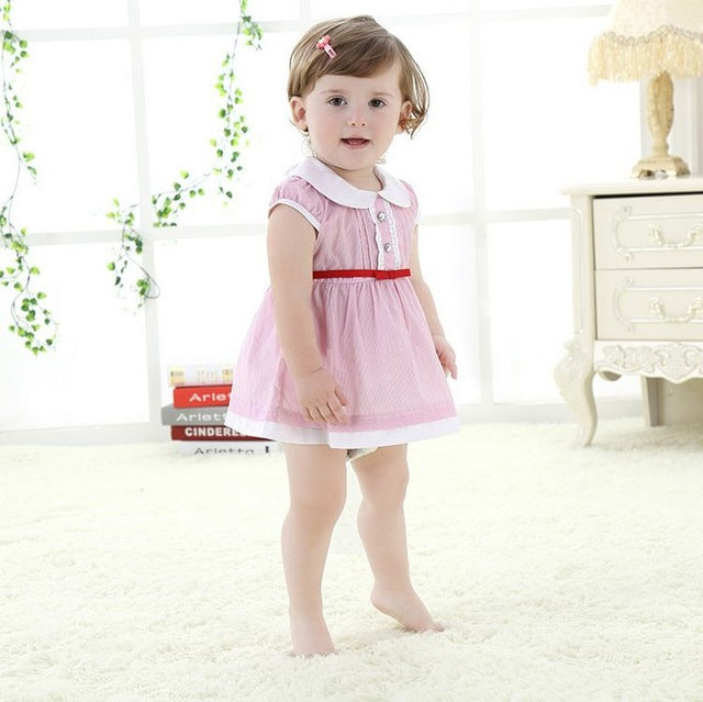 Princess Party Dresses for Girls 1-3 years - KiddyLanes