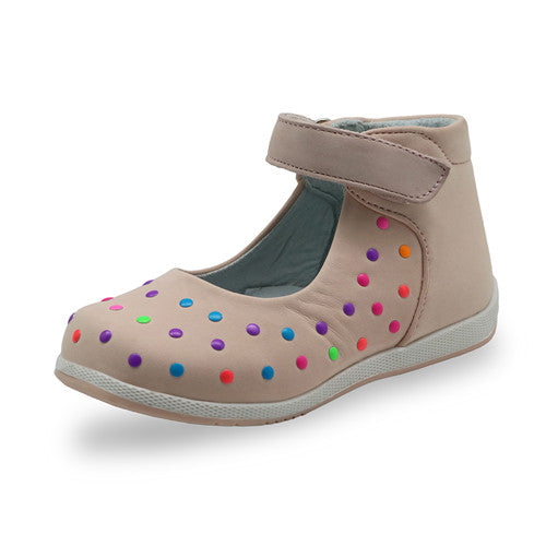 Apakowa  Spring Summer Genuine Leather Children Shoes for Girls Kids Girls Sandals Baby Toddler Girls Flats Casual Shoes - KiddyLanes