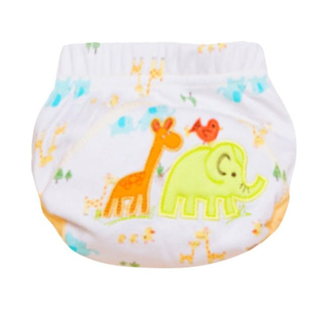 Unisex Baby Panties /Training PP Pants Nappies / Diaper Cover - KiddyLanes