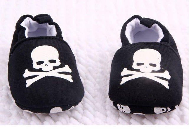 Autumn&Winnter New Style 0-12 Months Infant Baby Girls Boys Cute Cartoon Animal Soft Non-slip Crib Shoes 12cm - KiddyLanes