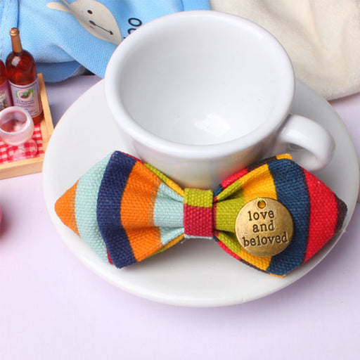 Mantieqingway Bowtie for Baby Boys Adjustable Cotton Bow Ties Children Boy Ties Slim Shirt Accessories Banquet Bow Ties Brand - KiddyLanes