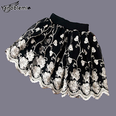 New Fashion Girls Brand Tutu Skirts Baby Childrens Printing Lace Pettiskirts Kids Dancing Party Performances Princess Clothing - KiddyLanes