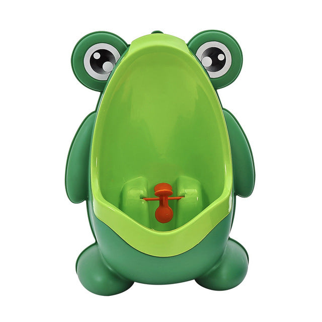 37848ce7a Baby Toilet Frog Kids Boy Toilet Pee Wall-Mounted Baby Boy Potty Toilet  Training Frog