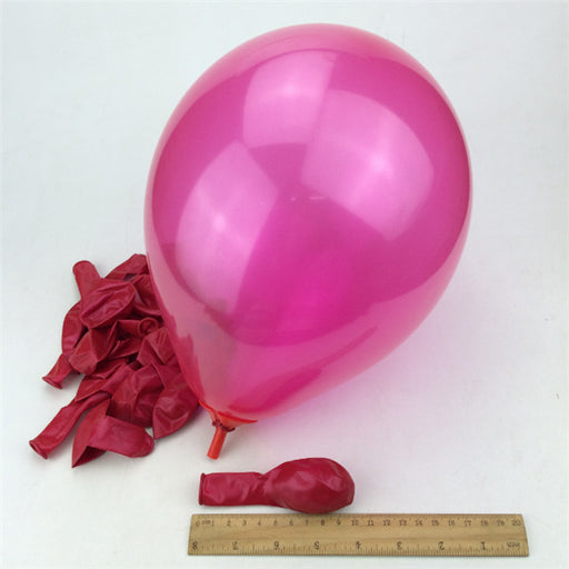 10pcs/lot 1.5g Pink Pearl Latex Balloon 21 Colors Inflatable Wedding Decorations Air Ball Happy Birthday Party Supplies Balloons - KiddyLanes
