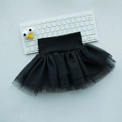 Newborn Girls Trousers-cum-Skirt/Baby Bottoms Pants Infant with Tutu Skirt - KiddyLanes