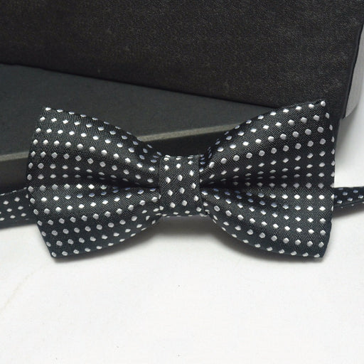 Kids Dot Bow Ties Boys Clothing Accessories For Children Wedding Lovely Bowtie - KiddyLanes