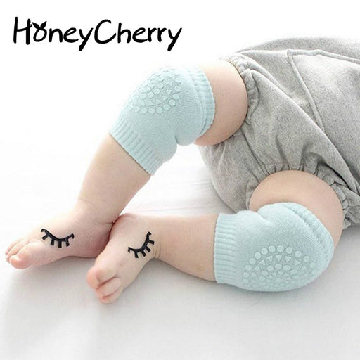 6-24 Month New baby leg warmers crawling baby ankle sock summer baby kneepad slip-resistant knee leg cover baby socks - KiddyLanes