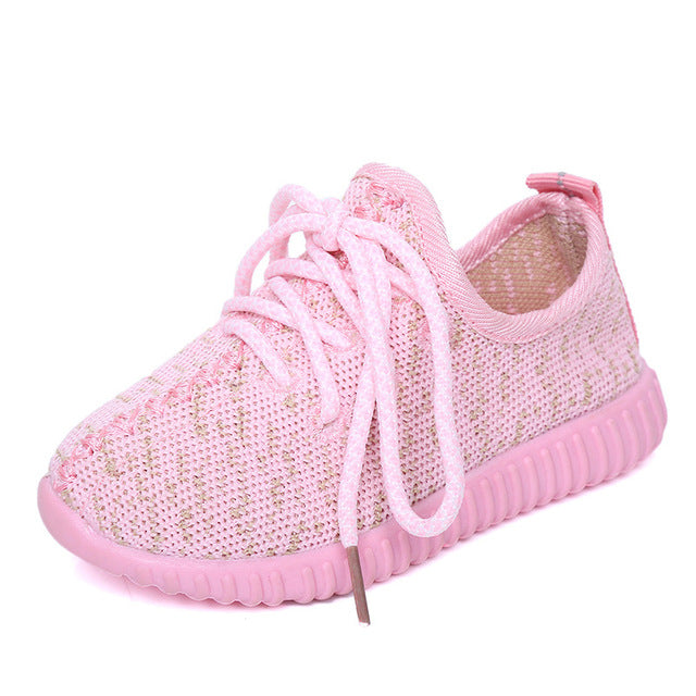 New Baby Toddler Boys Girls Tennis Shoes Running Sneakers Loafers Athletic Spor