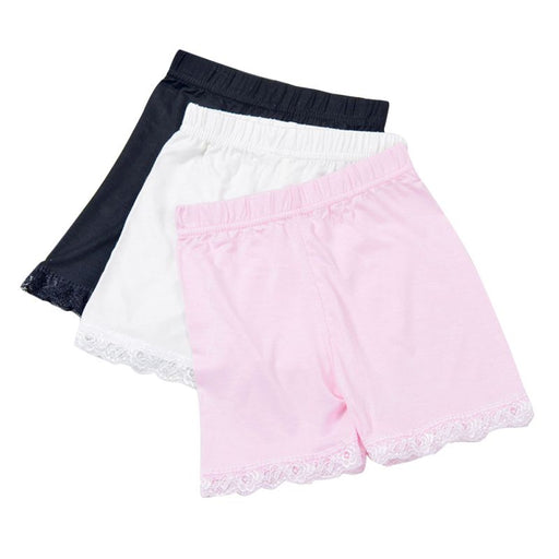 46a00c4d5 4 New Solid Color High Quality Safety Shorts Underwear Leggings Girls boxer briefs  shorts for Children