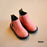 AAdct Autumn winter New handmade comfortable girls boots leather Martin boys boots fashion kids boots High-quality children shoes - KiddyLanes