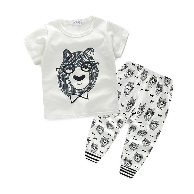 Printed casual baby/newborn baby clothes - KiddyLanes