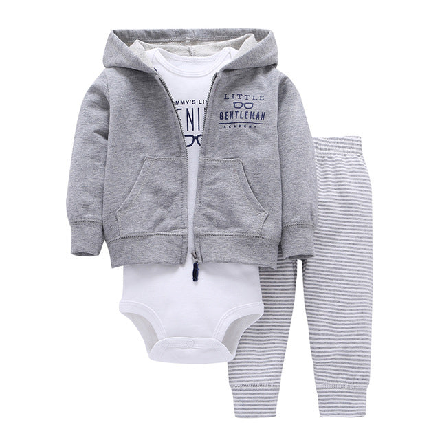 Unisex Baby Boys or Girls sets Autumn Winter Sets 6~24 Months - KiddyLanes