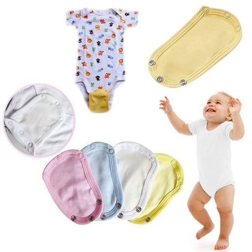 On Sale Baby Girl Boy Practical Package Fart Clothes Longer Extension Piece Infant New Arrive baby diaper for easy change - KiddyLanes