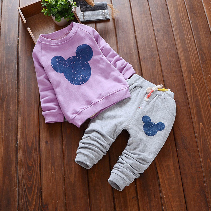 Baby Girl Clothes for Autumn - KiddyLanes