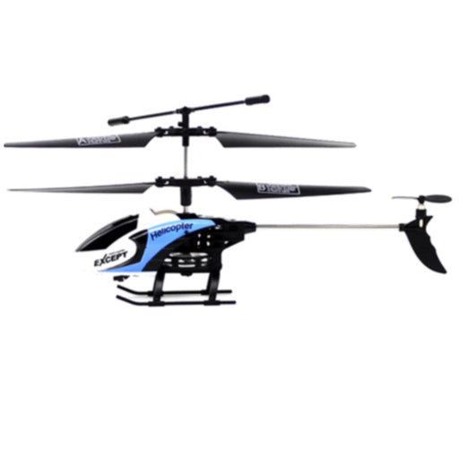 3.5CH 2.4GHz RC Helicopter Drone Outdoor Flying RC Toy Remote Control Aircraft Mode 2 RTF Helicopter for Kids Birthday Gift - KiddyLanes